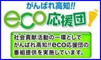 がんばれ高知eco応援団